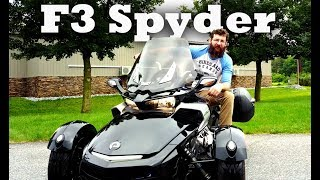 5. The Truth about Can Am Spyder F3