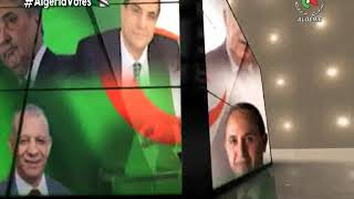 ❌Élection 2019: Face à Face des cinq candidats à 19H sur Canal Algérie