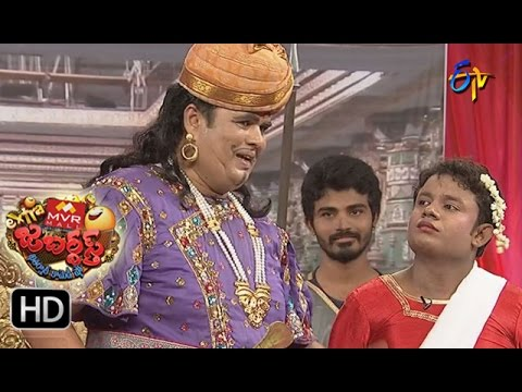 Patas Prakash Performance | Extra Jabardsth | 19th May 2017