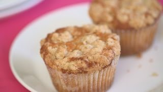 Maple Streusel Muffins- Everyday Food with Sarah Carey by Everyday Food