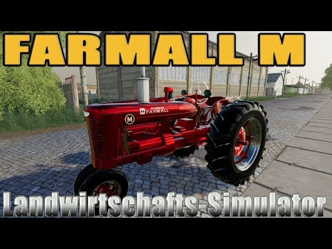 Farmall M v1.0.0.0