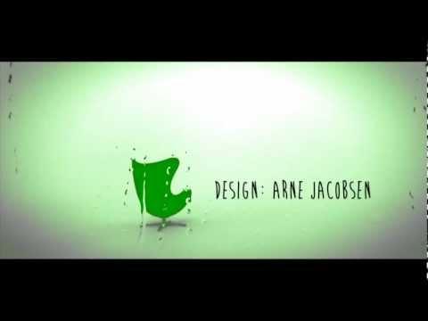 Arne Jacobsen – Ægget (1958)