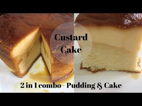ഇഡ്ഡലി പാത്രത്തിൽ തയ്യാറാക്കി എടുക്കാം നല്ല പെർഫെക്റ്റ് കസ്റ്റഡ് കേക്ക് /Steamed Custard Cake