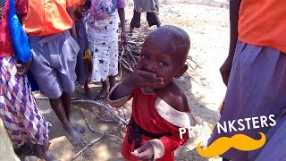 While on a mission trip, the PRAYnksters brought POP ROCKS to some of the poorest children on the planet. Their first experience will melt your heart. Want to help these kids, please visit www.eastwindchildsponsorship.com. They offer hope through education. Can you sponsor a child?Please subscribe, like, and share this video to help us inspire others. Thank you!www.youtube.com/praynksterswww.facebook.com/praynksterswww.twitter.com/praynksterswww.praynksters.comWant to help? Donate video games for our eBay store or buy a game. All proceeds go to fund PRAYnksters activities.http://www.ebay.com/usr/games4godThank You Again and God Bless!