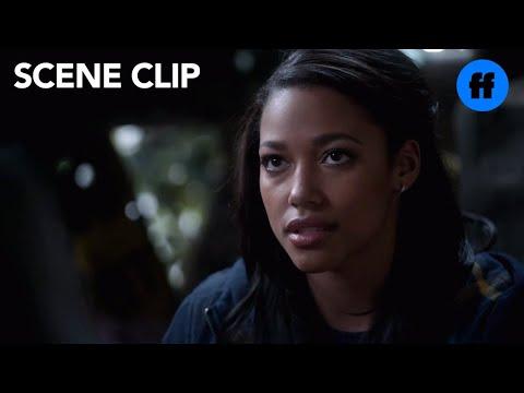 Twisted - Season 1: Episode 6 , Clip: Spilling Secrets   Freeform