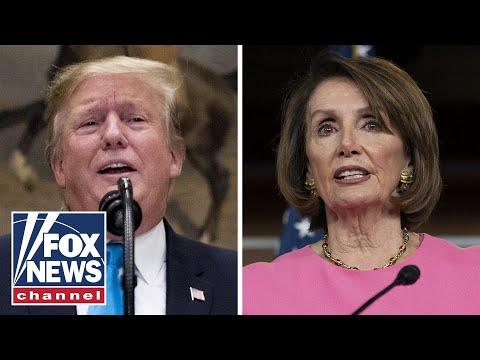 'The Five' on the escalating Trump-Pelosi feud