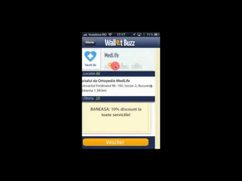 Video of Wallet Buzz