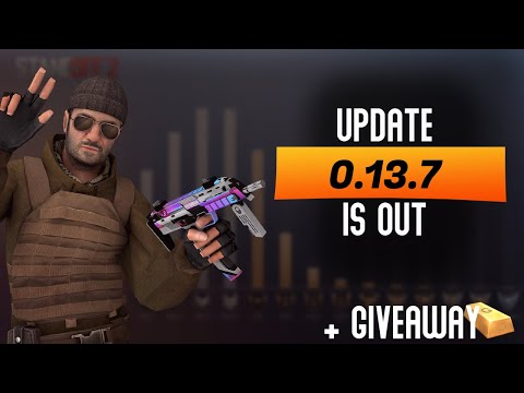 STANDOFF 2 | UPDATE 0.13.7 IS OUT | NEW COMP FEATURE | 500 GOLD GIVEAWAY!