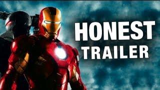 Video Honest Trailers - Iron Man 2 MP3, 3GP, MP4, WEBM, AVI, FLV Mei 2018
