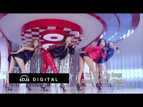 top100 - Here's my own personal Top 100 K-Pop songs for week ending December 7, 2013 (December 2013 - Week 1). Based on mostly my personal tastes but is also somewhat...