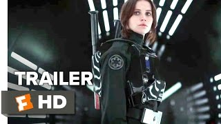 Rogue One: A Star Wars Story - Official Teaser Trailer #1 (2016)