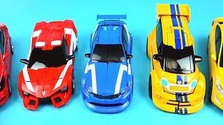 Video TOBOT cars - A B C transformers and more car toys - ToyPudding 또봇 & 헬로카봇 MP3, 3GP, MP4, WEBM, AVI, FLV Juli 2018