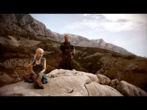 Game of Thrones Season 4 (Teaser 'Dany Dragon')