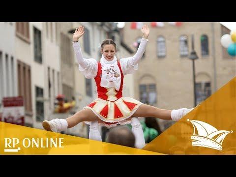 Rosenmontag 2018: So feiert Köln den Höhepunkt des  ...