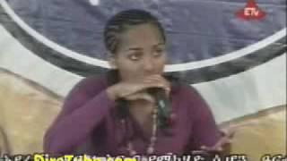 Ethiopian Idol 2009 - Biruktawit TuJi - Episode 21