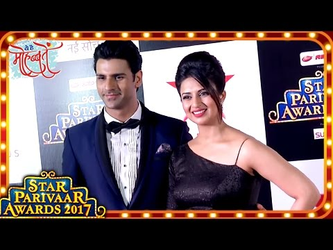 Divyanka Tripathi And Vivek Dahiya Stunning Look A