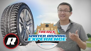 Tire Rack: Only thing connecting the car to the road – your tires. by Roadshow