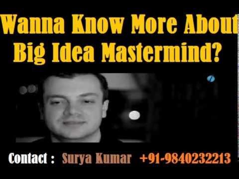 Big Idea Mastermind India – Contact Me