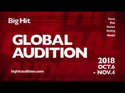 2018 BigHit Global Audition #2 - Thời lượng: 31 giây.