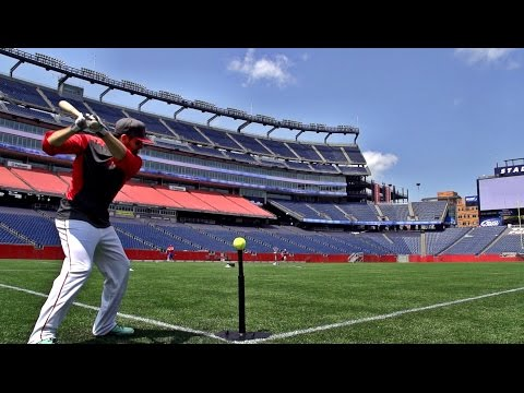 Gillette Stadium Trick Shots %7C Dude Perfect