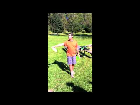Jamie King on disc golf basics