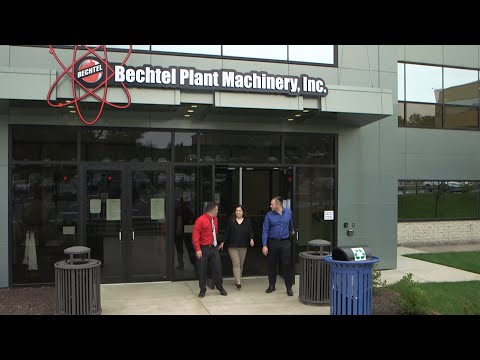 Bechtel Plant Machinery Inc.: A U.S. Navy Partner