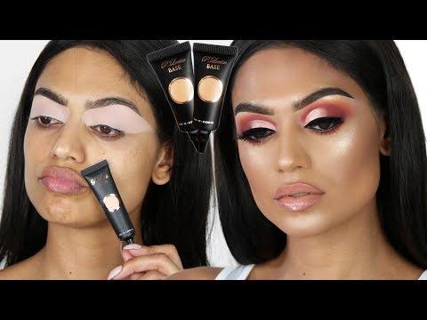 BEST EYESHADOW PRIMER? P.Louise rumour eyeshadow base| First impression and makeup tutorial