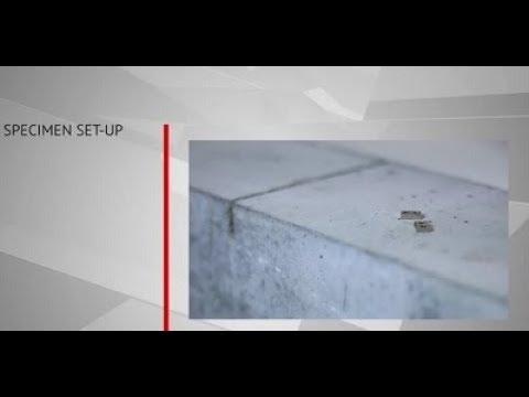 Steel fiber reinforced concrete to EN 14651 — CONTROLS | CONTROLS Group