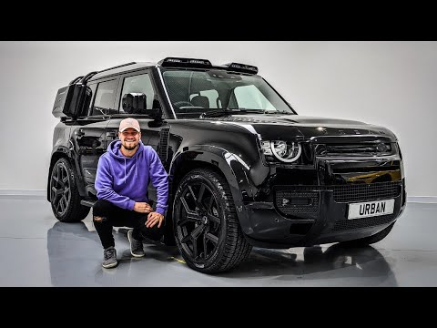 The 'MUST HAVE' New Land Rover Defender Upgrade *SICK SPEC*