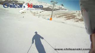 Pista Diablada, Valle Nevado Chile