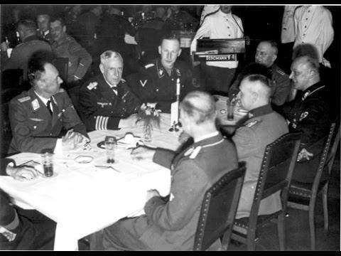 II WŚ. Generałowie Hitlera. Wilhelm Canaris