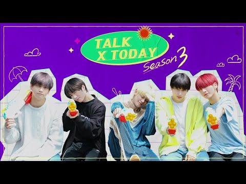 [SUB ESPAÑOL] TALK X TODAY : Season 3 EP.5 - TXT [ACTIVA SUBTITULOS]