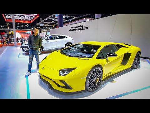 Lạc vào ổ Lamborghini nắn bóp sờ mó linh tinh - Thời lượng: 7 phút, 45 giây.