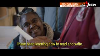 In My Own Words airs Sunday 30th of July on NITV (Ch 34)