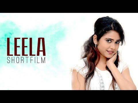 LEELA || Telugu romantic short film 2017 || Sonakshi Verma || By Laxman Mungi