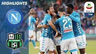Video Napoli 2-0 Sassuolo | Goals From Ounas & Insigne Ensure Comfortable Win | Serie A MP3, 3GP, MP4, WEBM, AVI, FLV Oktober 2018