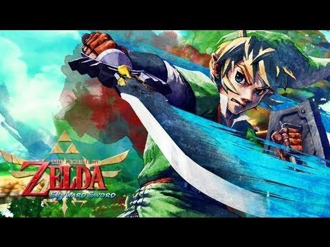 Legend of Zelda: Skyward Sword GDC Trailer