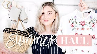 GET 20% OFF AT ASOS HERE WITH THE CODE 'SWEET' - http://bit.ly/2rMVfzH Summer Zara & ASOS haul! Affordable High ...