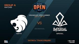 North vs Imperial - DreamHack Open Summer - map1 - de_train [Donald, Anishared]