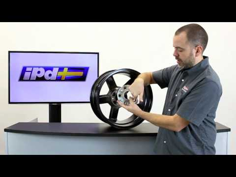 ipd Volvo - Wheel offset correction for rear wheel drive Volvos