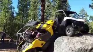 8. Can Am Maverick bows to Wolverine R-Spec