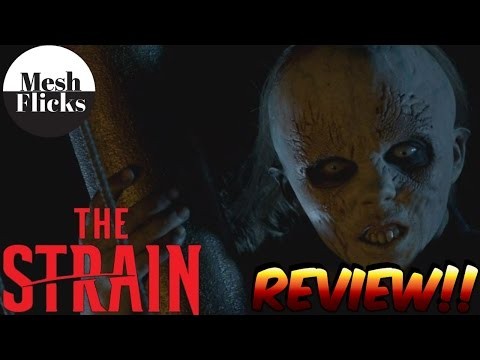The Strain   Season 3 Episode 10   The Fall   Review!!