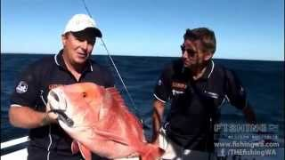 Kalbarri Australia  city images : Fishing Western Australia Series 13 Episode 1 Part 1 - Kalbarri