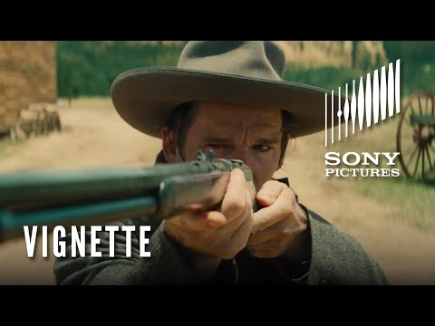 The Magnificent Seven (Character Vignette 'The Sharpshooter')