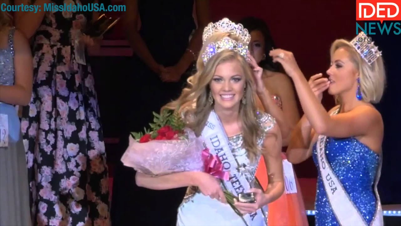 Pageant winner aspires to serve her community