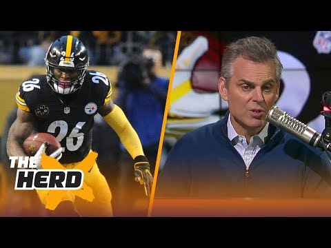 Colin Cowherd on Le'Veon Bell threatening to sit out if franchise tagged | THE HERD