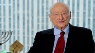 Mayor Ed Koch Endorses the President for Four More Years
