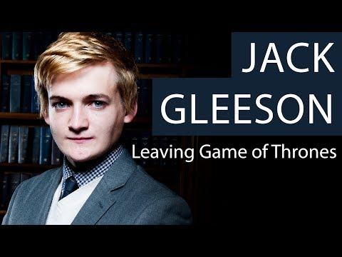 I Hate Celebrity Culture | Jack Gleeson: An Intelligent and Insightful Talk on the Nature of Celebrity [29:31]