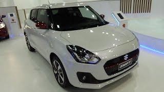 2018 Suzuki Swift 1.0 Boosterjet - Exterior and Interior - Automobile Barcelona 2017