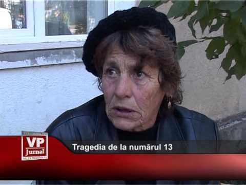 Tragedia de la numărul 13